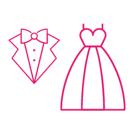 bride-groom-paying-for-wedding-icon