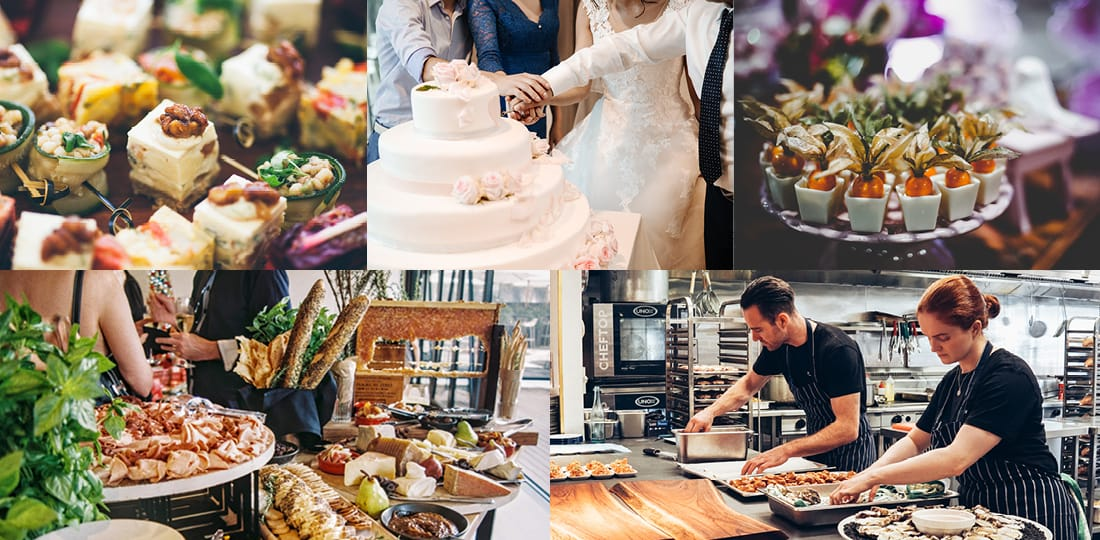 Catering tips for your wedding